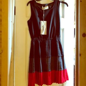 Dresses & Skirts - New with Tags Lavand Dress with Pleats